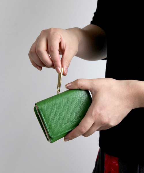 [tsumori chisato CARRY] トリロジー ミニ財布