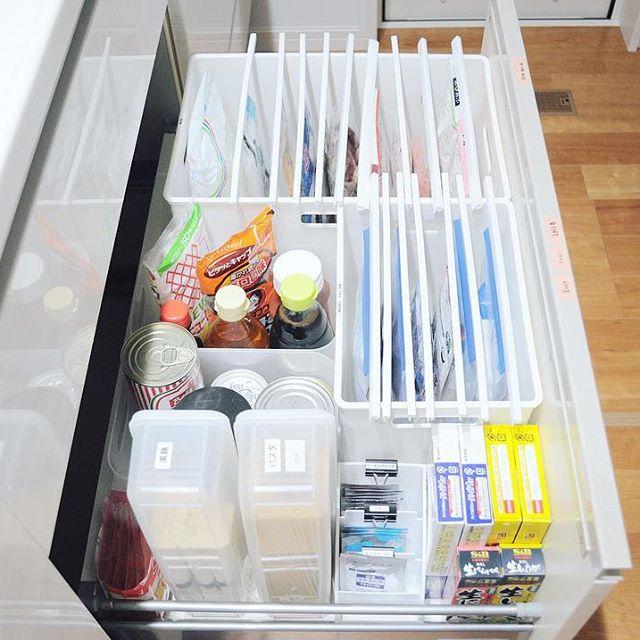 乾物&調味料の収納アイデア