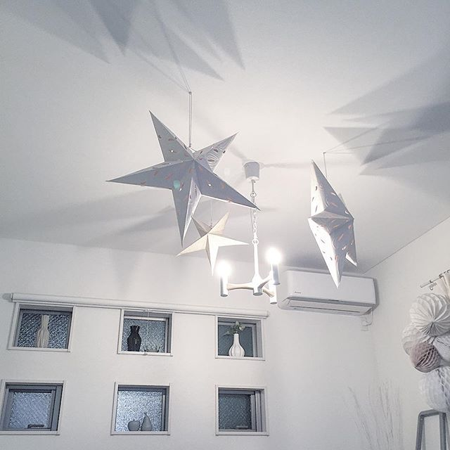 お家の中にも光の演出を2
