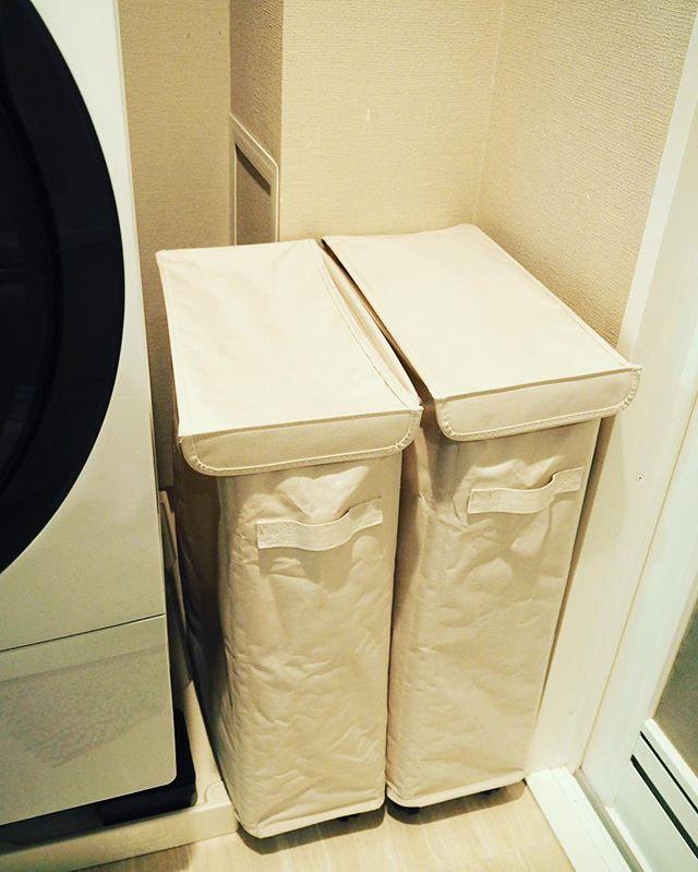 シンプルで使い回せる☆万能なニトリの収納ボックス4