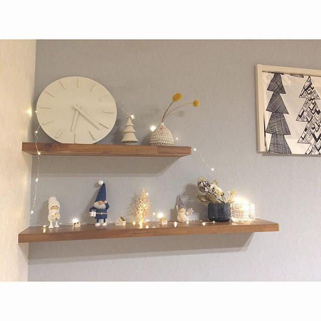 クリスマスツリーインテリア20