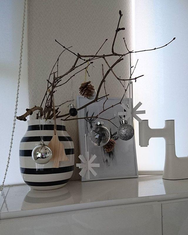枝ツリーでクリスマスを楽しもう7