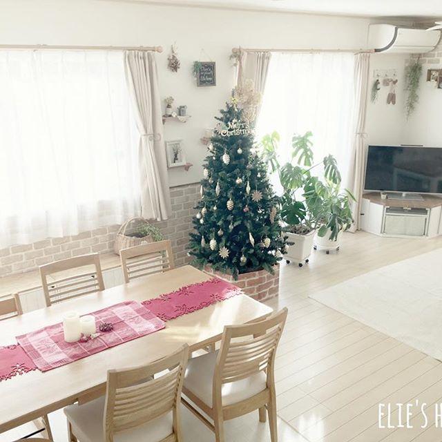 クリスマスインテリアコーディネート5