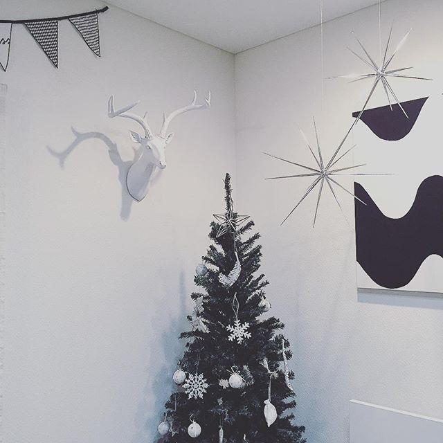 モノトーンクリスマス