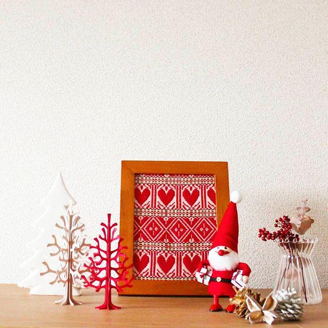 心あたたまるクリスマスインテリア16
