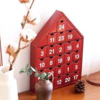 クリスマスはもうすぐ!【アドベントカレンダー】のある暮らし☆
