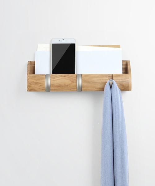 ボックス収納と吊るす収納がニコイチのオーガナイザー