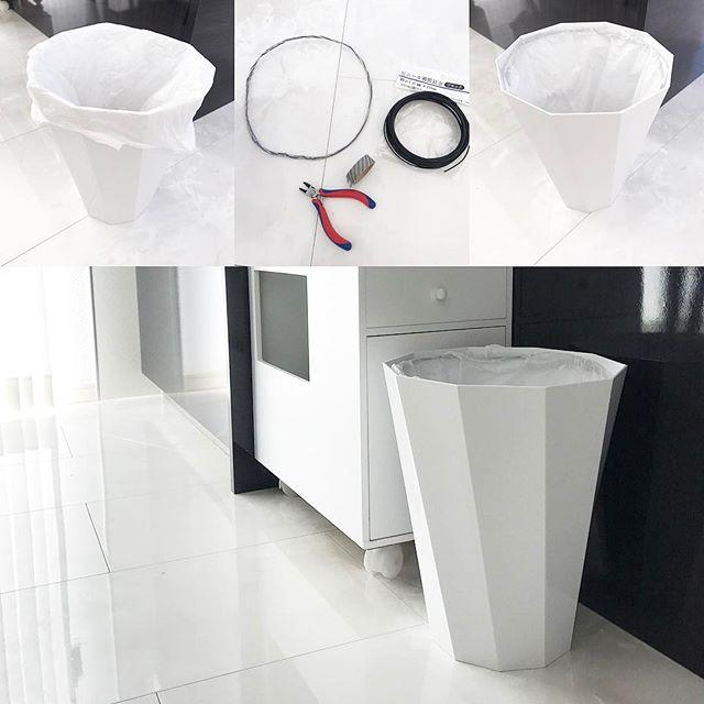 ゴミ箱収納スペース実例集67