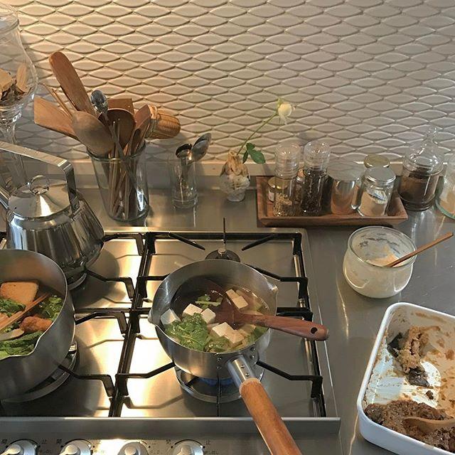 しゃもじやヘラなどの調理器具たち6