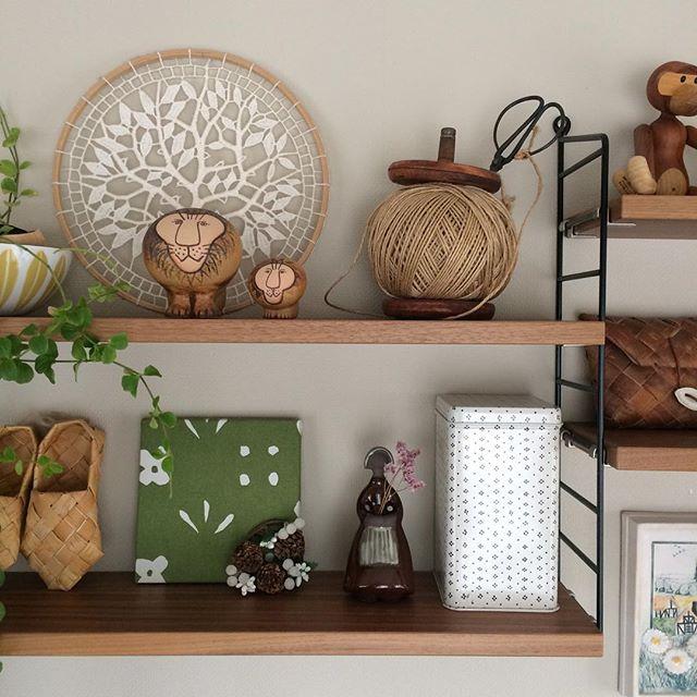 家具で取り入れる北欧スタイル14