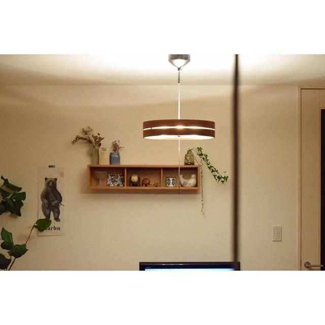 柔らかな明かりは寝室との相性が◎