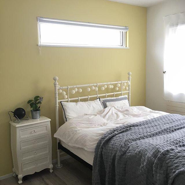 安眠に効果的な寝室インテリアの法則60