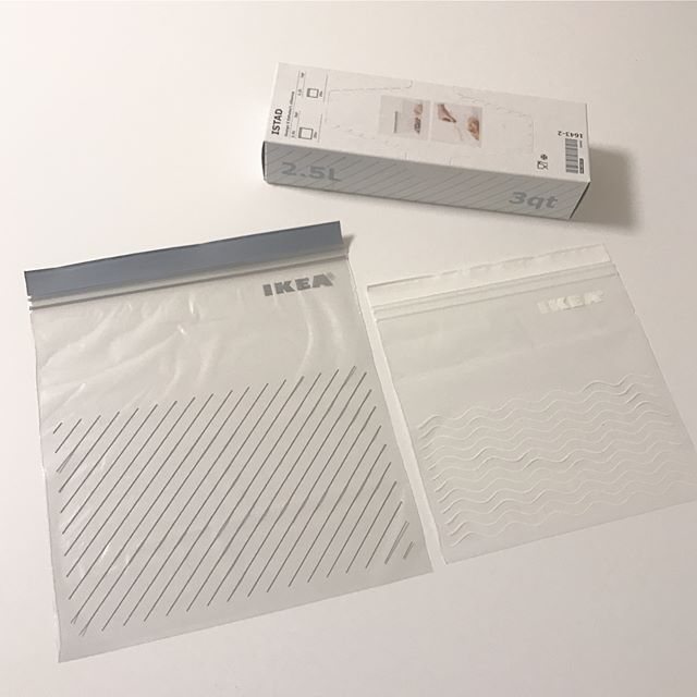 イースタードのプラスチック袋