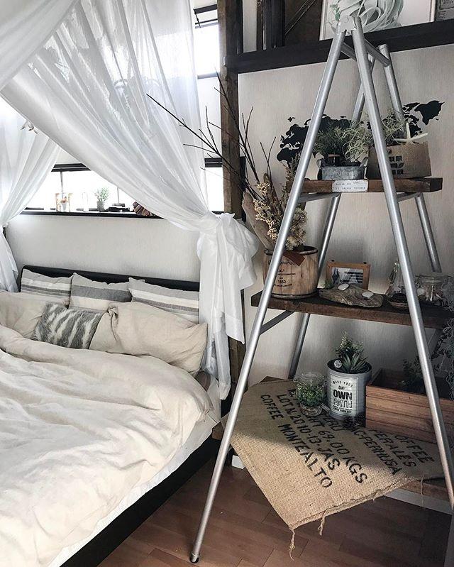 安眠に効果的な寝室インテリアの法則93