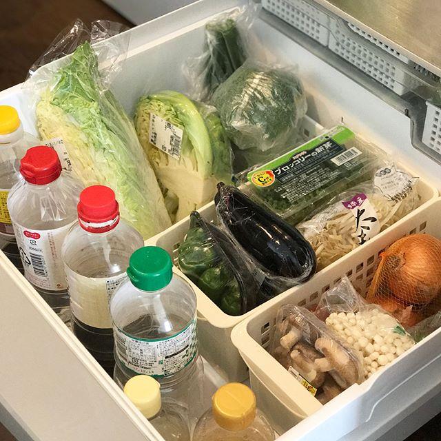 冷蔵庫の収納法3