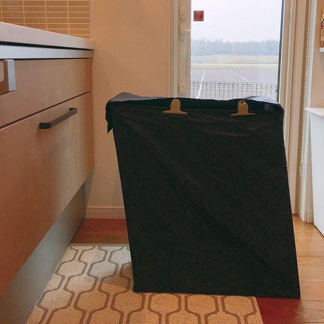 ゴミ箱収納スペース実例集63
