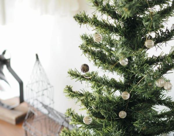 クリスマスツリーのオーナメント4