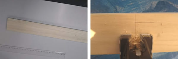 木材が余ってるから黒板をつくろう!3