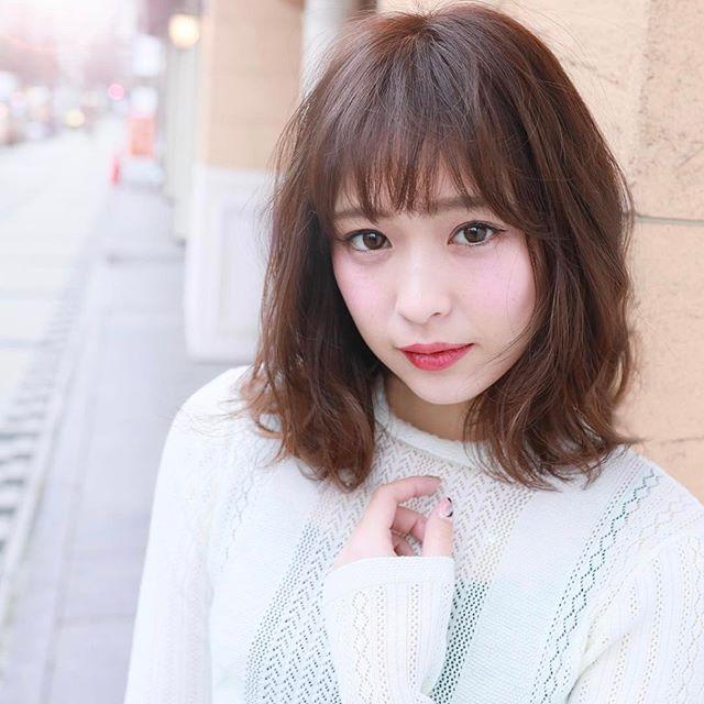 暖色系カラーが魅せるジューシーカラー特集☆3