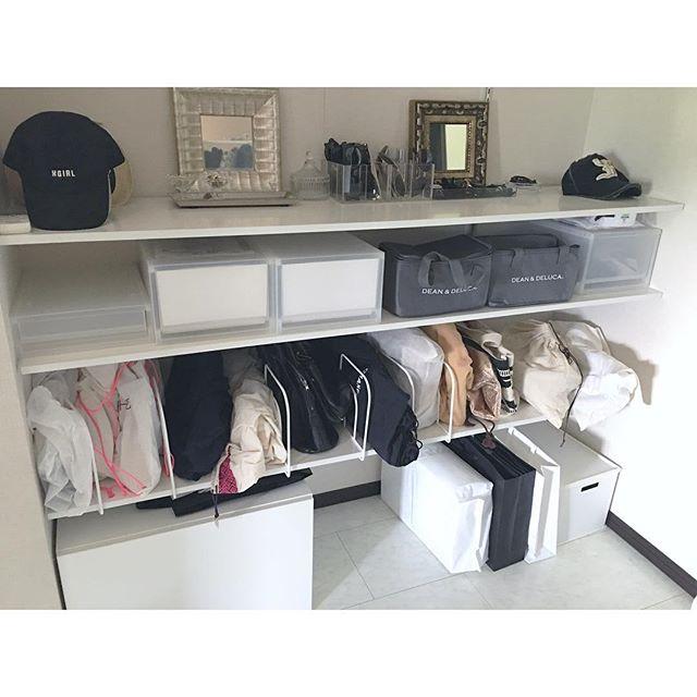 ファッション小物の収納