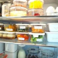 毎日使うからスッキリ綺麗にしたい!冷蔵庫収納の小技をまとめました♪