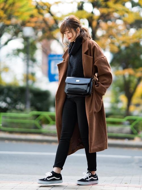 【ユニクロ】アースカラーコーデ×大人女子