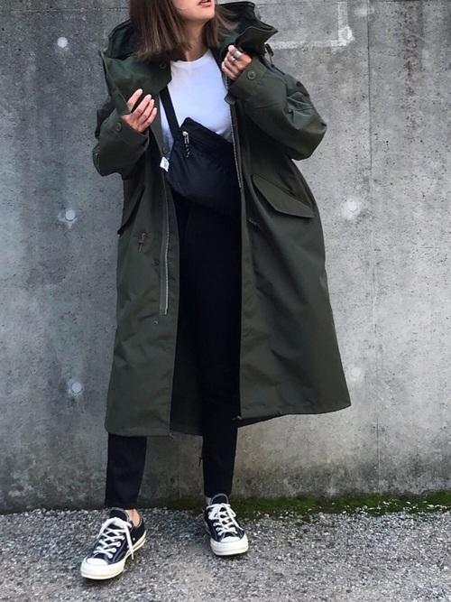 【ユニクロ】アースカラーコーデ×大人女子9