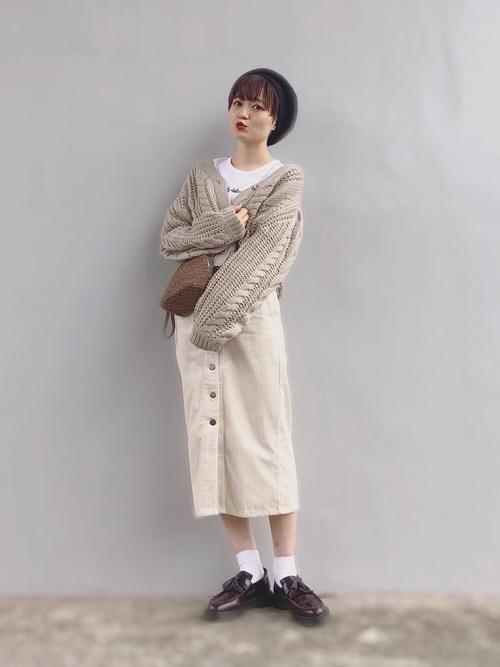 GUのスカート特集12