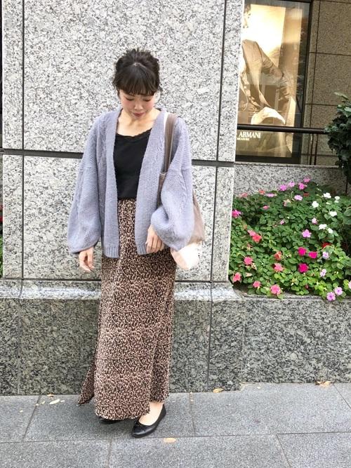 【ユニクロ】アースカラーコーデ×大人女子13