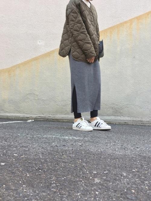 【ユニクロ】アースカラーコーデ×大人女子6