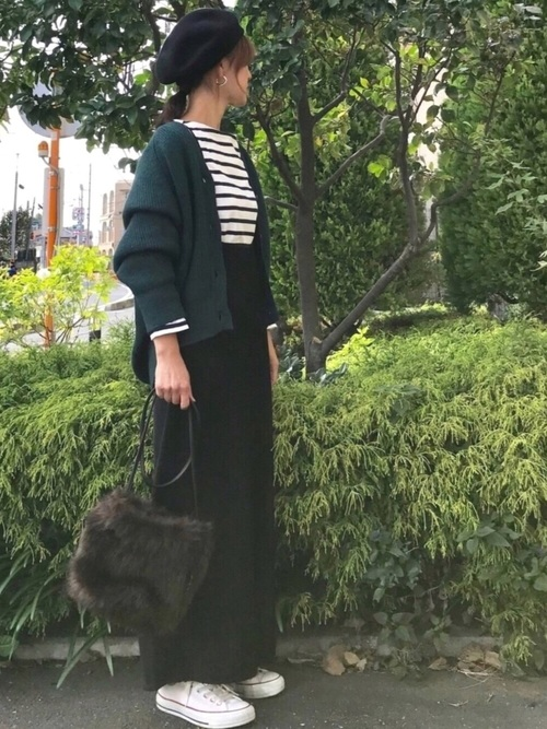 【ユニクロ】アースカラーコーデ×大人女子5