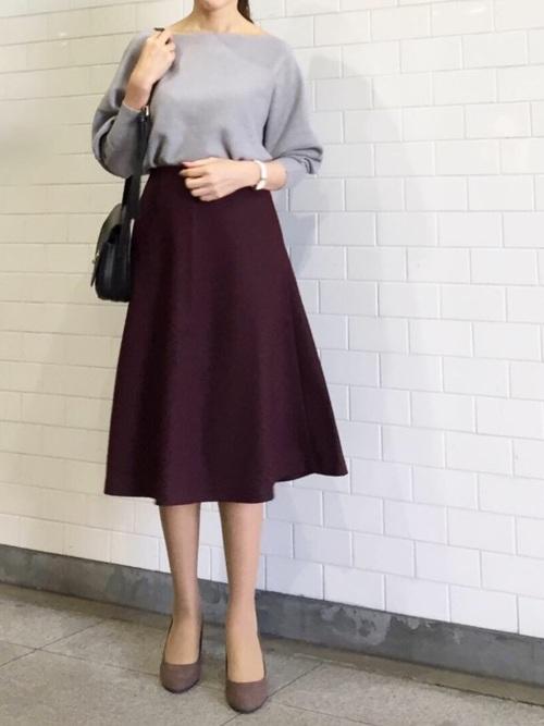 スカートをMIX4