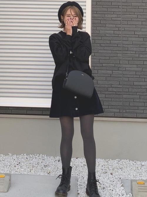 スカートをMIX3