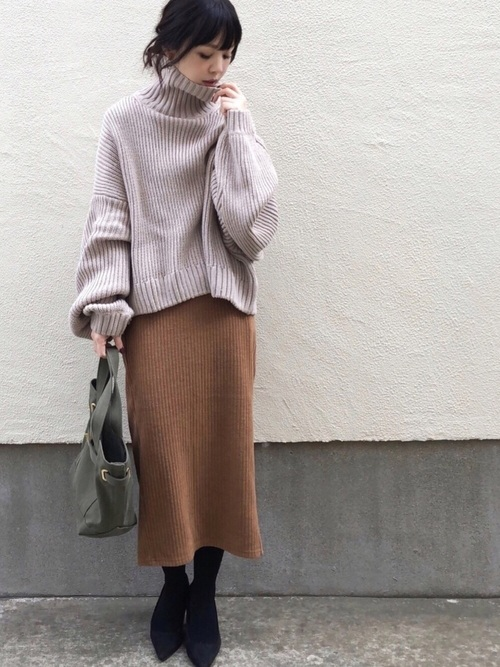 Iラインスカート10