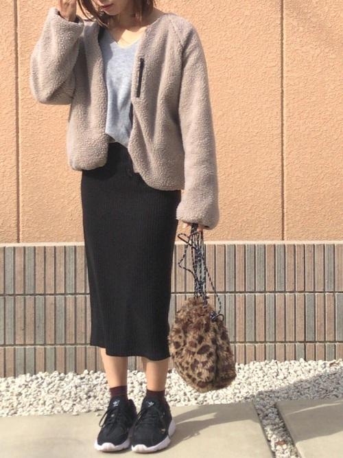 GUのスカート特集
