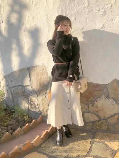 GUのスカート特集14