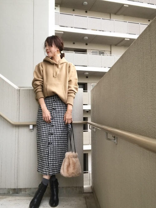 ZARAアイテム×大人女子コーデ3