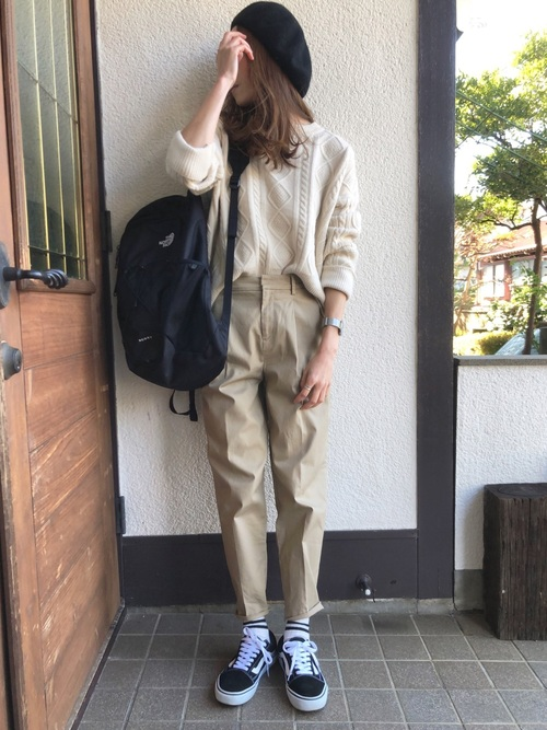WEARの【ユニクロ】コーデ7
