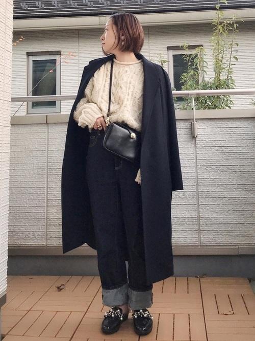 WEARの【ユニクロ】コーデ15