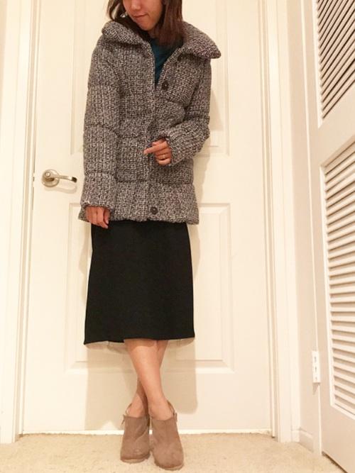 シンプルタイトスカート6
