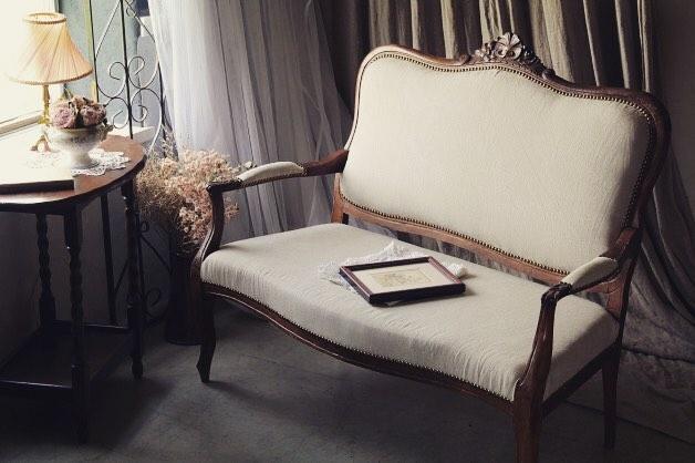 素敵な家具はハイセンスに飾る4