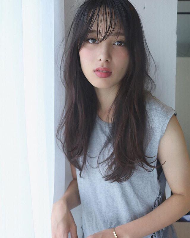 ニュアンス髪で旬なスタイル4