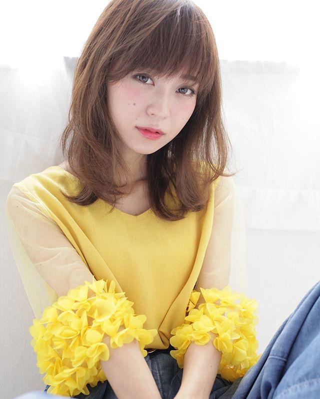 恋する気持ちを叶えるモテ髪スタイル3