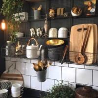 これ真似したい!キッチンをセンス良く見せるオープン収納アイデア20選☆