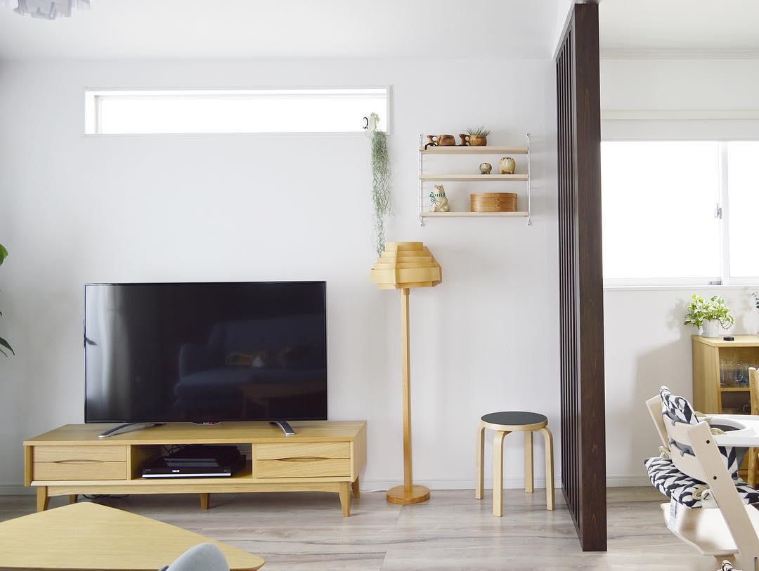 家具で取り入れる北欧スタイル8
