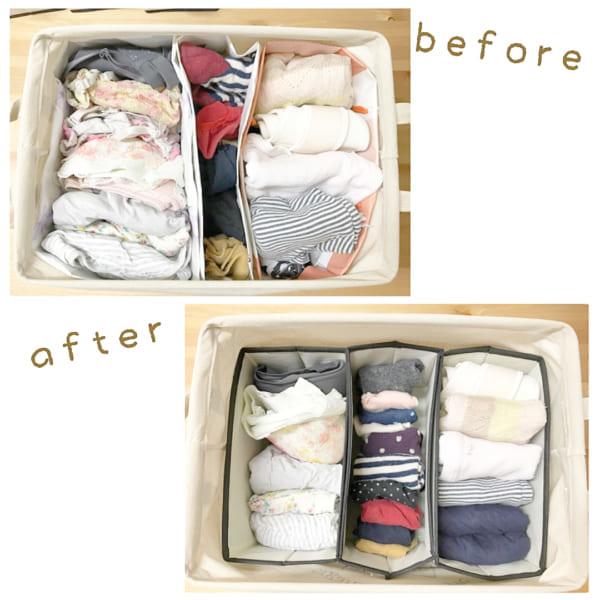 靴下のたたみ方&収納実例をご紹介8