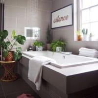 リラックス空間にはセンスも重要!おしゃれな「バスルーム」特集