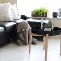 【IKEA】のプチプラアイテムで実現!スタイリッシュなモノトーンインテリア