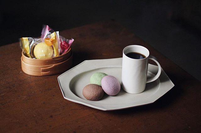 平皿でワンプレート