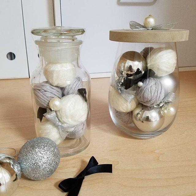 毛糸で作るクリスマス2